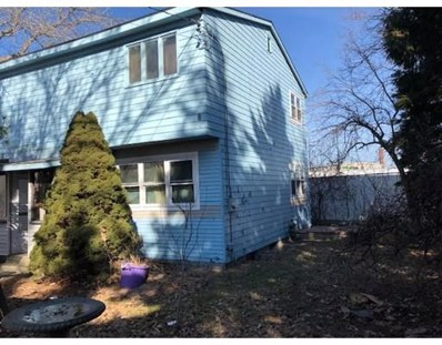 904 Grinnell St, Fall River, MA 02721 - #: 72450783