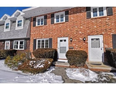 33 Constitution Way UNIT 33, Methuen, MA 01844 - #: 72450968