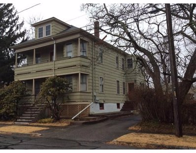 1113 Chaffee St, New Bedford, MA 02745 - #: 72451368