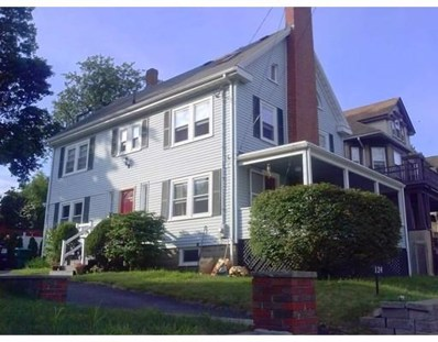 124 North St, Medford, MA 02155 - #: 72451526