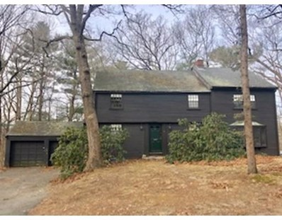 18 Jefferson Rd, Wellesley, MA 02481 - #: 72451912