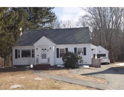 46 Lowell St, Andover, MA 01810 - #: 72452329