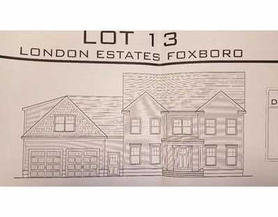 4 Peterson Lane UNIT LOT 13, Foxboro, MA 02035 - #: 72452635