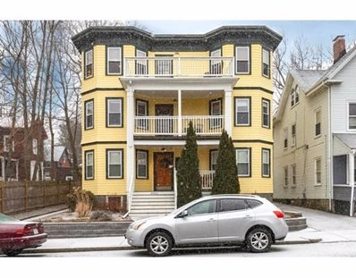 4362 Washington St UNIT 3, Boston, MA 02131 - #: 72452888