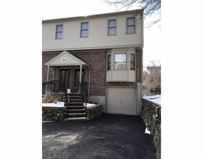 65 Maple St UNIT B, Canton, MA 02021 - #: 72453506