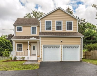 337 Bedford Street, Lexington, MA 02420 - #: 72453515