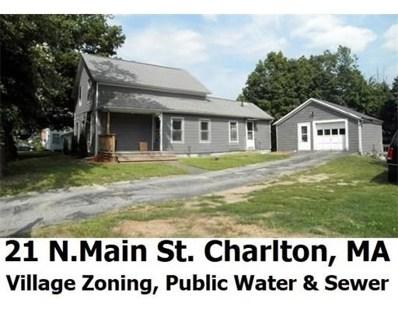 21 N Main Street, Charlton, MA 01507 - #: 72454140