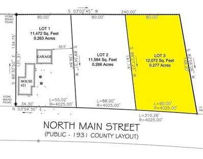 Lot-3 N Main Street, Charlton, MA 01507 - #: 72454184