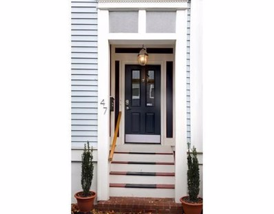 47 Haynes Street UNIT 1, Boston, MA 02128 - #: 72454443