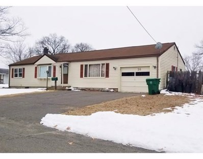 36 Westport Dr, Chicopee, MA 01020 - #: 72454485