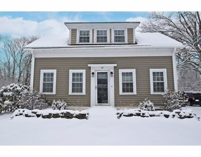 63 Summer Street, Northborough, MA 01532 - #: 72454507