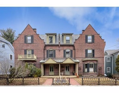 169 Walnut St UNIT 1, Brookline, MA 02445 - #: 72454708