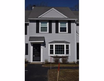 728 Auburn UNIT H7, Whitman, MA 02382 - #: 72454860