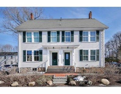 4 Wallis Court UNIT 4, Lexington, MA 02421 - #: 72454886