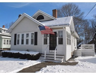 60 Sheridan Street, Easton, MA 02356 - #: 72454952