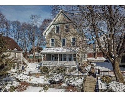 45 Symmes UNIT 2, Boston, MA 02131 - #: 72455355