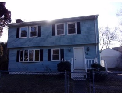 92 Hanover St, New Bedford, MA 02745 - #: 72455400