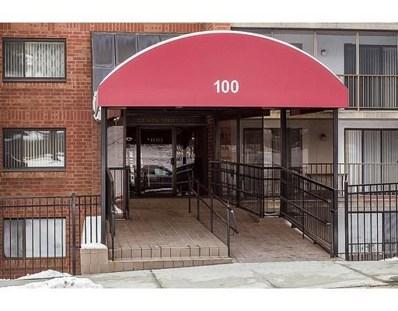 100 High Street UNIT 808, Medford, MA 02155 - #: 72455609