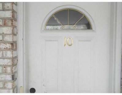 20 Hurdis Street UNIT 10, North Providence, RI 02904 - #: 72455638