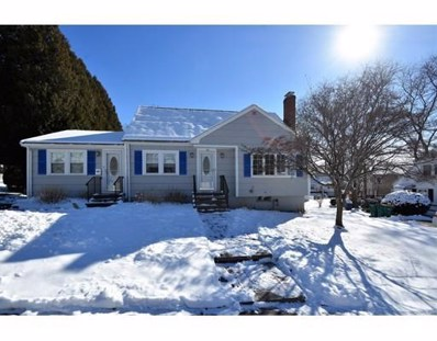 18 Elda Dr, Norwood, MA 02062 - #: 72455640