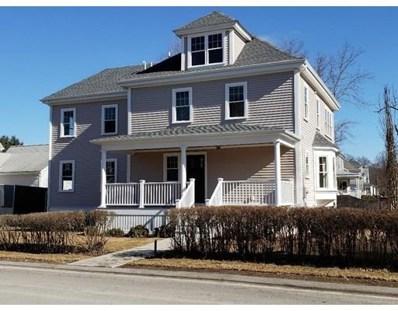 16 Cottage Street UNIT A, Natick, MA 01760 - #: 72455715