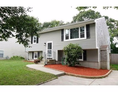 45 Julie Place, New Bedford, MA 02740 - #: 72456684