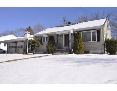 40 Berube Ave, Somerset, MA 02726 - #: 72456769
