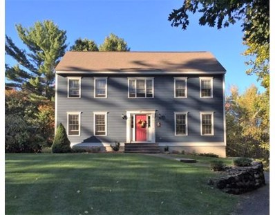 45 Horse Hill Street, Dunstable, MA 01827 - #: 72457308