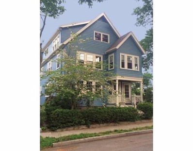 33 Ackers Ave. UNIT 1, Brookline, MA 02445 - #: 72457326