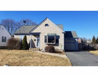 145 Somerset St, New Bedford, MA 02745 - #: 72457341