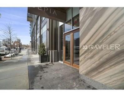 32 Traveler Street UNIT 513, Boston, MA 02118 - #: 72457570