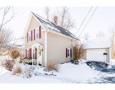 15 Groton St, Pepperell, MA 01463 - #: 72457619