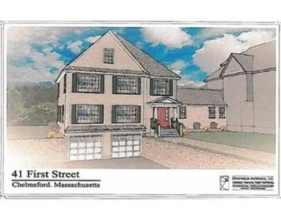 43 First Street UNIT 43, Chelmsford, MA 01824 - #: 72457778