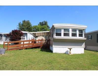 268 Palmer Road UNIT 39, Monson, MA 01057 - #: 72457897