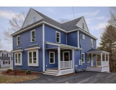 37 High Street UNIT 1, Pepperell, MA 01463 - #: 72458161