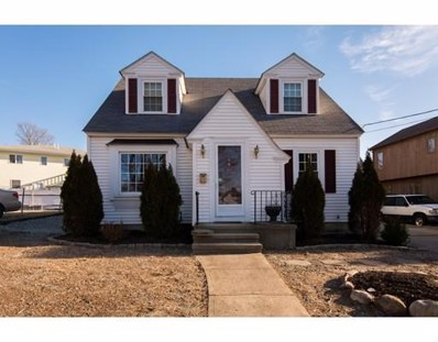 6 Thornton St, Johnston, RI 02919 - #: 72458232