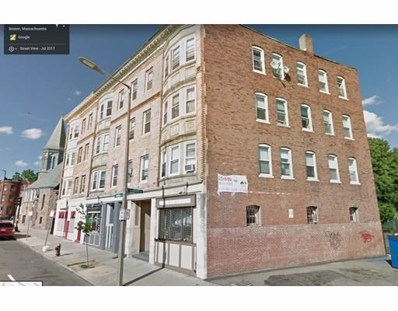 338-342 Warren St, Boston, MA 02119 - #: 72458551