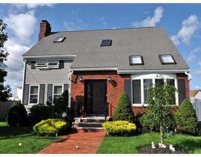 15 Nell Rd, Revere, MA 02151 - #: 72458964