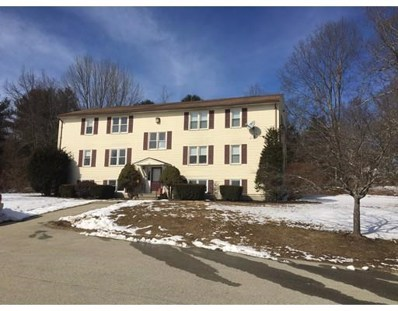 236 Burlingame Rd UNIT D, Charlton, MA 01507 - #: 72459393
