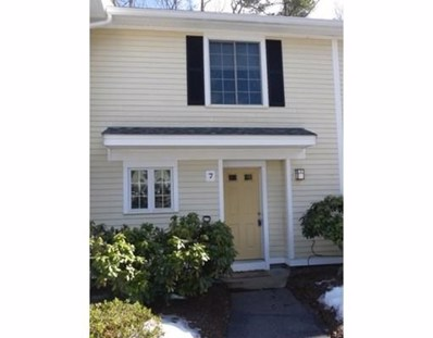 2 Janet Rd UNIT 7, Easton, MA 02375 - #: 72459808