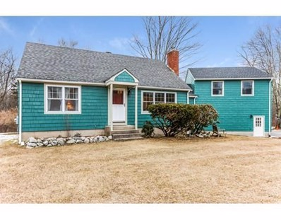 167 N. Worcester, Norton, MA 02766 - #: 72459976