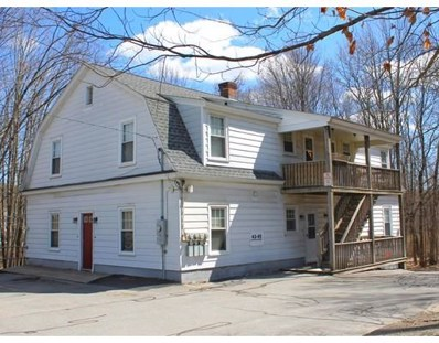 43 Sutton St, Northbridge, MA 01534 - #: 72460027