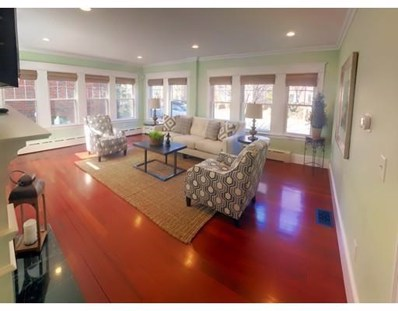 57 Lawton Street UNIT 1, Brookline, MA 02446 - #: 72460227