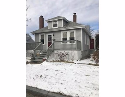 211 Bellevue St., New Bedford, MA 02744 - #: 72460347