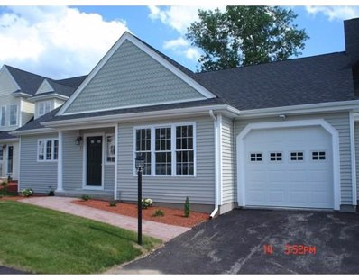 67 Cobblestone Lane UNIT 63, Worcester, MA 01606 - #: 72460488