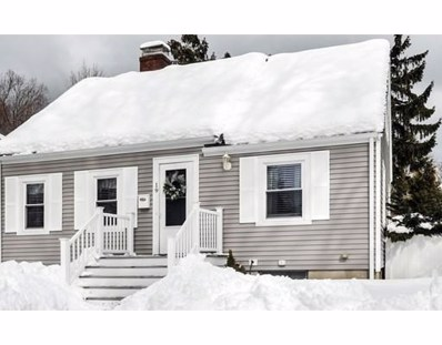 19 Rice Road, Quincy, MA 02170 - #: 72460512