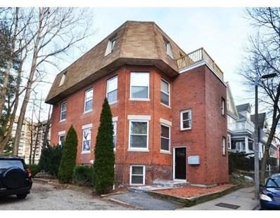 87 Atherton UNIT 4, Boston, MA 02130 - #: 72460525
