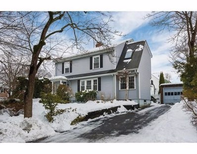 4 Maplewood Ave, Newton, MA 02459 - #: 72460604