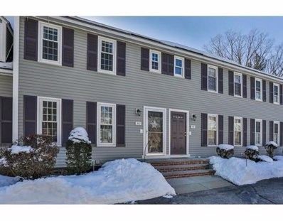 20 Woodland Drive UNIT 312, Lowell, MA 01852 - #: 72460815