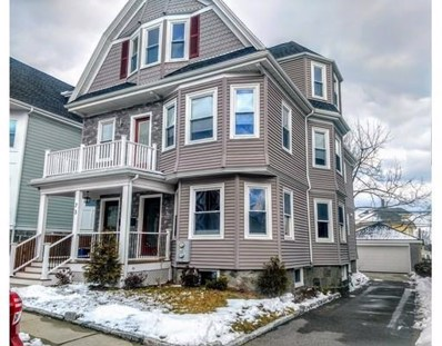 73 Bradfield Ave UNIT 1, Boston, MA 02131 - #: 72461397